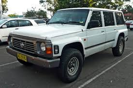 Patrol GR (Y60) (1988-1998)