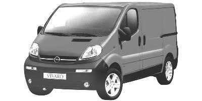 Vivaro (2000-2014)