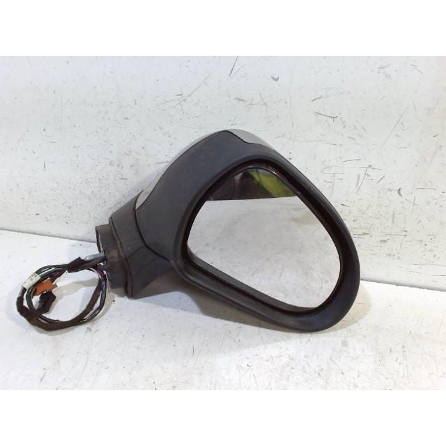 Rétroviseur extérieur droit à commande électrique Peugeot 207/207+ (WA/WC/WM) (2007 - 2010) 207 (WA/WC/WM) Hatchback 1.4 16_ (EP3(8FP))