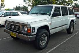 Nissan Patrol GR (Y60) (1988 - 1997)