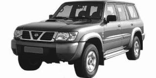 Nissan Patrol GR (Y61) (1999 - 2002)