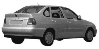 Volkswagen Polo (6N2) (1999 - 2001)